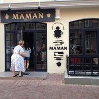 รูปภาพถ่ายที่ Maman โดย Pavel เมื่อ 8/13/2012