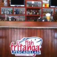 Foto tomada en El Fish Fritanga por David A. el 2/24/2012