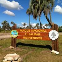 Foto tomada en Parque Nacional El Palmar por Lucho R. el 1/18/2013