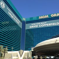 Foto scattata a MGM Grand Hotel & Casino da Elena👼 il 4/10/2013