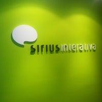 Das Foto wurde bei Sirius Interativa von Thomaz T. am 2/28/2013 aufgenommen