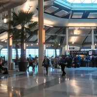 Снимок сделан в Louis Armstrong New Orleans International Airport (MSY) пользователем Jeff B. 12/26/2012