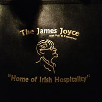 Foto scattata a James Joyce Irish Pub da Christee il 11/11/2012
