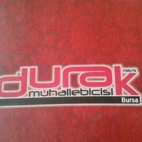 11/1/2012 tarihinde Müjdeziyaretçi tarafından Durak Muhallebicisi'de çekilen fotoğraf