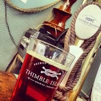 Photo prise au Thimble Island Brewing Company par AKD320 le5/3/2013