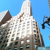 รูปภาพถ่ายที่ 570 Lexington Avenue (General Electric Building) โดย Michael H. เมื่อ 9/27/2013