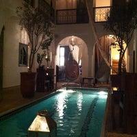 Foto tomada en Riad Utopia por Alessia G. el 11/15/2012