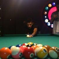 Das Foto wurde bei Pool Masters Pub von Doa Y. am 12/11/2012 aufgenommen