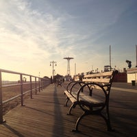 1/8/2013にEkkapong T.がConey Island Beach & Boardwalkで撮った写真