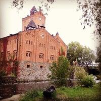 Foto tirada no(a) Замок Радомиcль / Radomysl Castle por Iryna S. em 9/14/2013