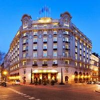 Foto tirada no(a) El Palace Hotel Barcelona por El Palace Hotel Barcelona em 7/17/2015