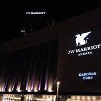 11/13/2012 tarihinde عماد ا.ziyaretçi tarafından JW Marriott Hotel Ankara'de çekilen fotoğraf