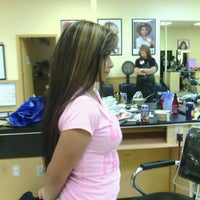 ... Photo taken at Manhattan Hairstyling Academy: Brandon by Sherry V. on 4/25 ...