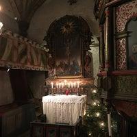 Foto scattata a Åre gamla kyrka da Johanna S. il 12/25/2016