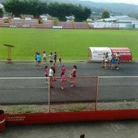 Foto tomada en Estadio Rafael Angel Camacho por Carol H. el 12/11/2012