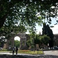 Foto scattata a Porta Maggiore da Marceline A. il 6/11/2013