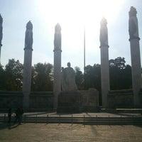 Photo prise au Bosque de Chapultepec par Itiel G. le11/9/2012