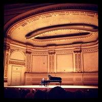 5/5/2013にKoljaがCarnegie Hallで撮った写真