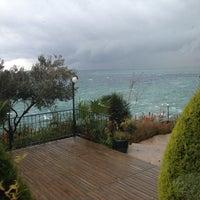 1/12/2013 tarihinde Arzu G.ziyaretçi tarafından Nar Beach & Bistro'de çekilen fotoğraf
