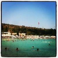 Das Foto wurde bei Babylon Çeşme von Elif O. am 7/15/2013 aufgenommen