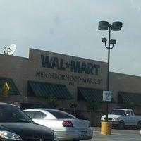 Photo Taken At Walmart Neighborhood Market By Amber H On 6 8 2013