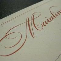Снимок сделан в Maialino пользователем Boon Y. 12/12/2012