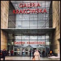 1/26/2013에 Łukasz L.님이 Galeria Krakowska에서 찍은 사진