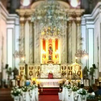 4/6/2013 tarihinde G. Ivan S.ziyaretçi tarafından San Agustin Church'de çekilen fotoğraf