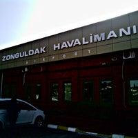 Photo prise au Zonguldak Havalimanı (ONQ) par İlkim Aydın le4/1/2013