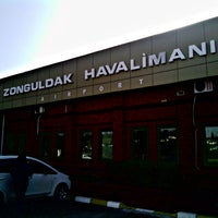 Foto diambil di Zonguldak Havalimanı (ONQ) oleh İlkim Aydın pada 4/1/2013