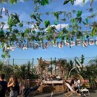 Le Jardin Suspendu Now Closed Roof Deck In Paris France