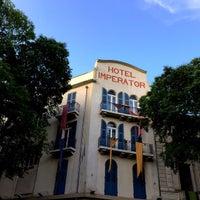 5/24/2015 tarihinde Pascal C.ziyaretçi tarafından Hôtel IMPERATOR****'de çekilen fotoğraf