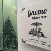รูปภาพถ่ายที่ Gnomo โดย Xavi C. เมื่อ 12/15/2012