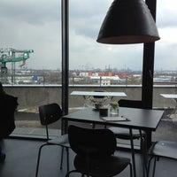 Das Foto wurde bei Café Vju von Kristian N. am 3/30/2013 aufgenommen