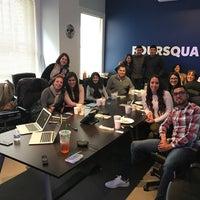 Foto scattata a Foursquare SF da Monti B. il 12/5/2016