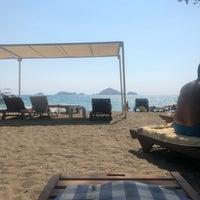 8/24/2018 tarihinde Emrah A.ziyaretçi tarafından Lykia Botanika Beach & Fun Club'de çekilen fotoğraf