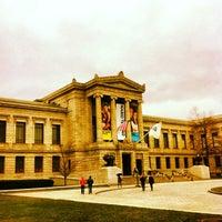 12/16/2012にNathaniel H.がボストン美術館で撮った写真