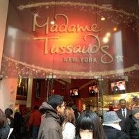 12/27/2012にVinnie L.がMadame Tussaudsで撮った写真