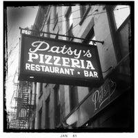 Foto scattata a Patsy's Pizza - East Harlem da Patsy's P. il 4/18/2013