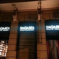 รูปภาพถ่ายที่ SAGARDI San Telmo โดย Emiliano B. เมื่อ 2/20/2013