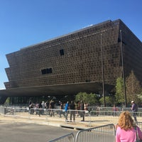 Foto scattata a National Museum of African American History and Culture da Lauren B. il 9/27/2016