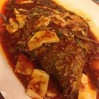 8/24/2013 tarihinde Olivia H.ziyaretçi tarafından Szechuan Gourmet'de çekilen fotoğraf