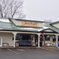 Byrne Dairy Gas Station In Geneseo