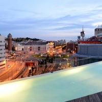 9/16/2014にOlivia V.がPiscina B-Hotelで撮った写真