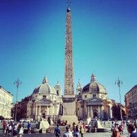 Foto scattata a Piazza del Popolo da Alessandro A. il 8/1/2013