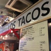 Foto diambil di Los Tacos No.1 oleh chris b. pada 6/27/2013