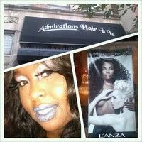 11/3/2012 tarihinde Elle D.ziyaretçi tarafından Admirations Hair It Iz'de çekilen fotoğraf