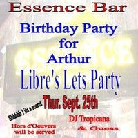 Photo prise au Essence Bar & Restaurant par Arthur B. le9/19/2014