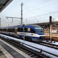 Das Foto wurde bei Bahnhof Berlin-Lichtenberg von Andreas H. am 3/27/2013 aufgenommen