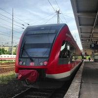 Das Foto wurde bei Bahnhof Berlin-Lichtenberg von Andreas H. am 5/11/2013 aufgenommen